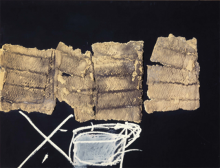 games by Antonio Tapies