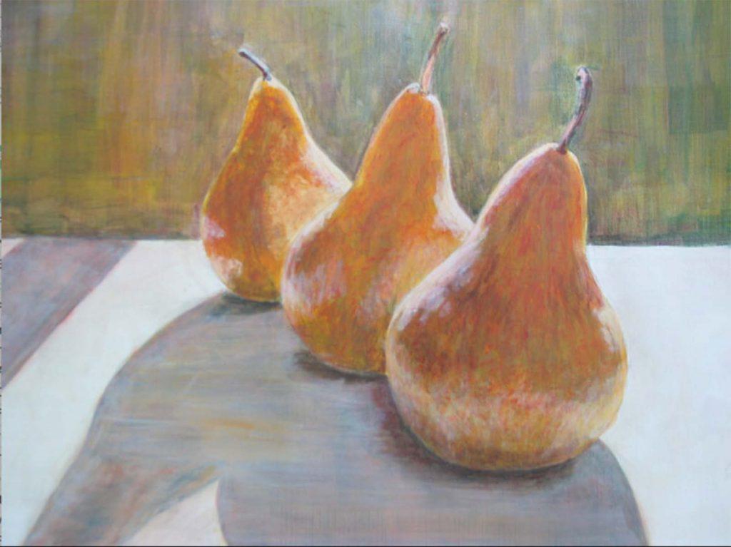 hilda weissfloch pears